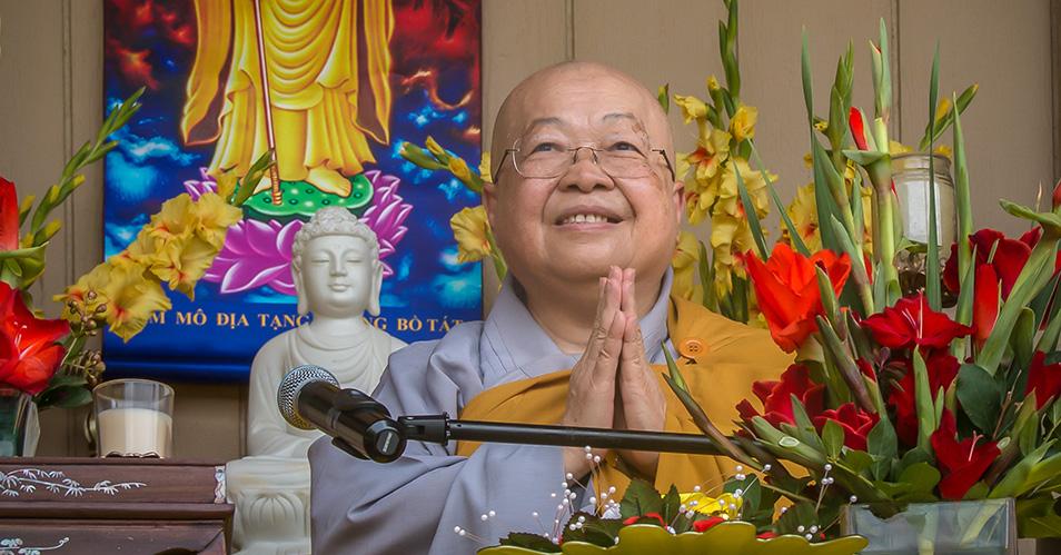 Lễ Phật Đản 2018